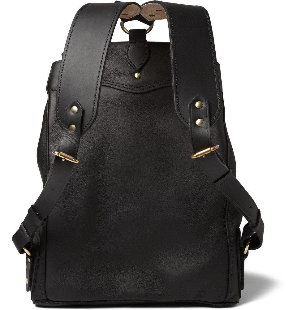 wish list bill amberg hunter leather backpack. Black Bedroom Furniture Sets. Home Design Ideas
