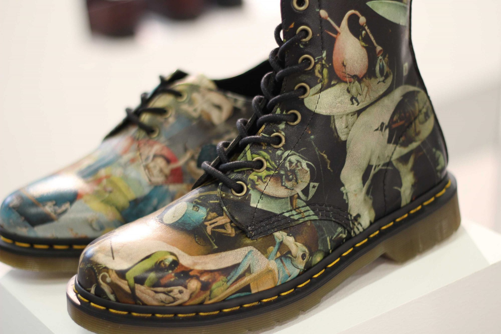 What To Wear Wednesday Dr Martens Spring Summer 2014