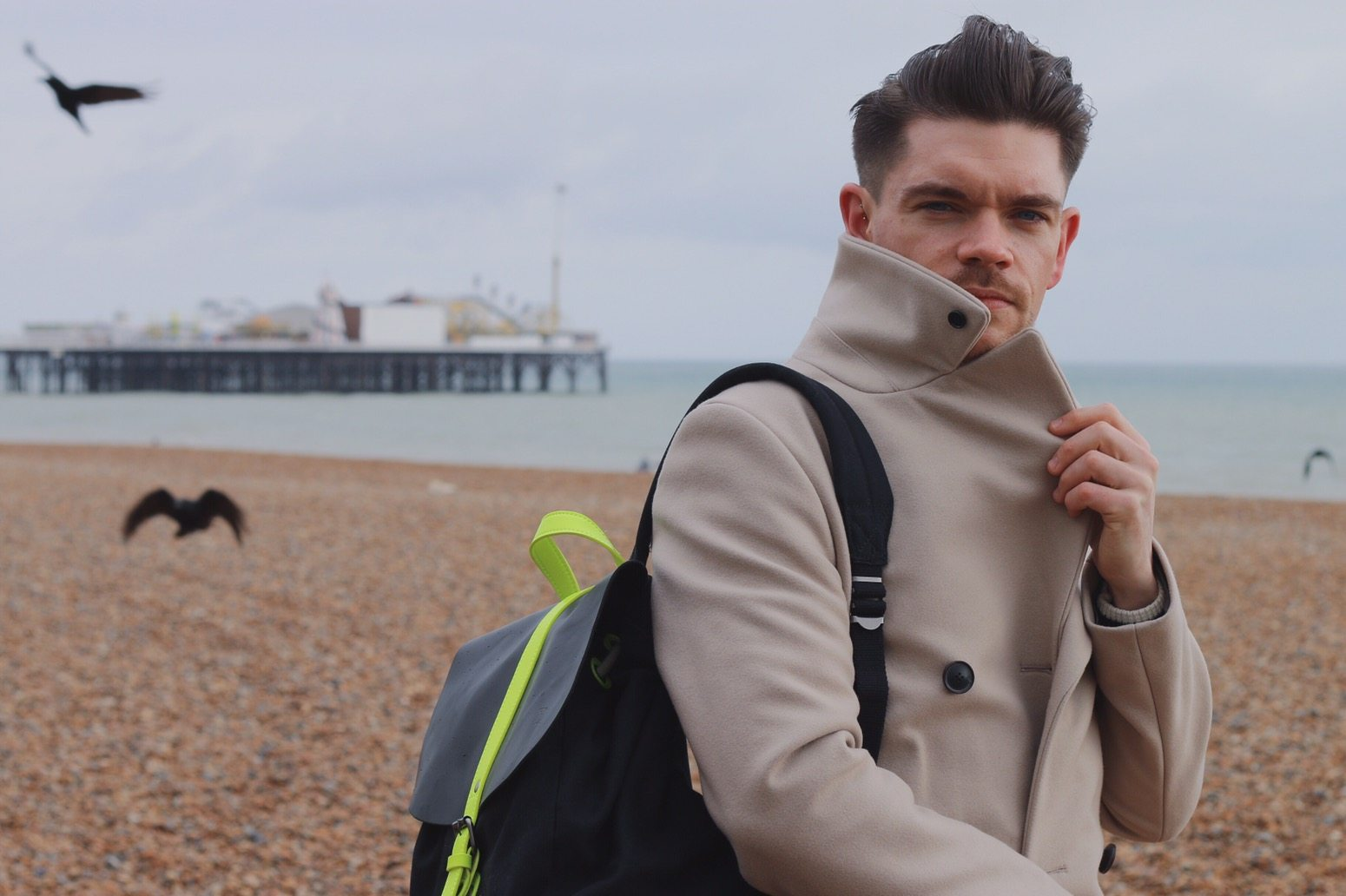 Robin-James-Man-For-Himself-Brighton
