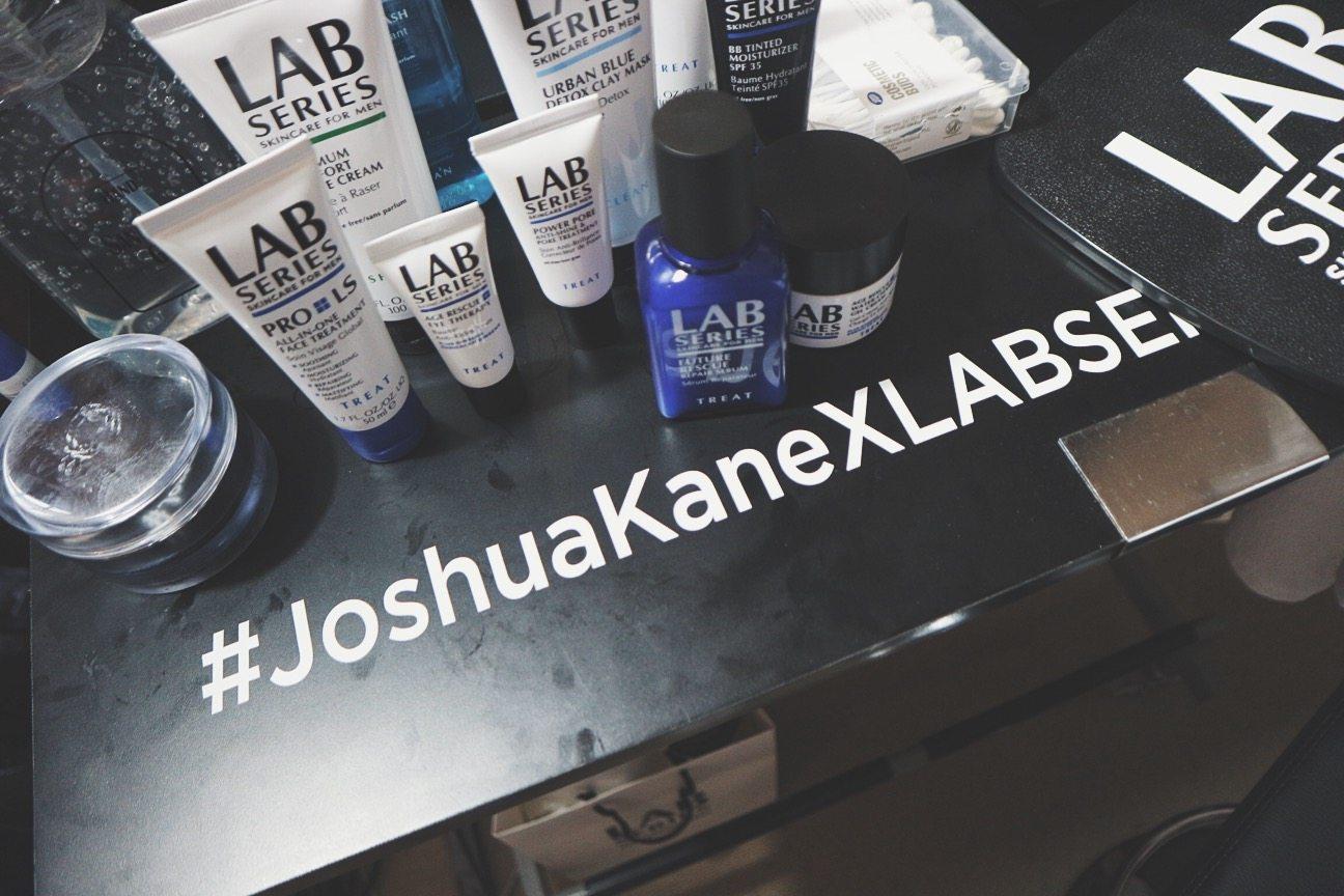 Joshua Kane | Lab Series| Hair and Grooming | LCM SS17