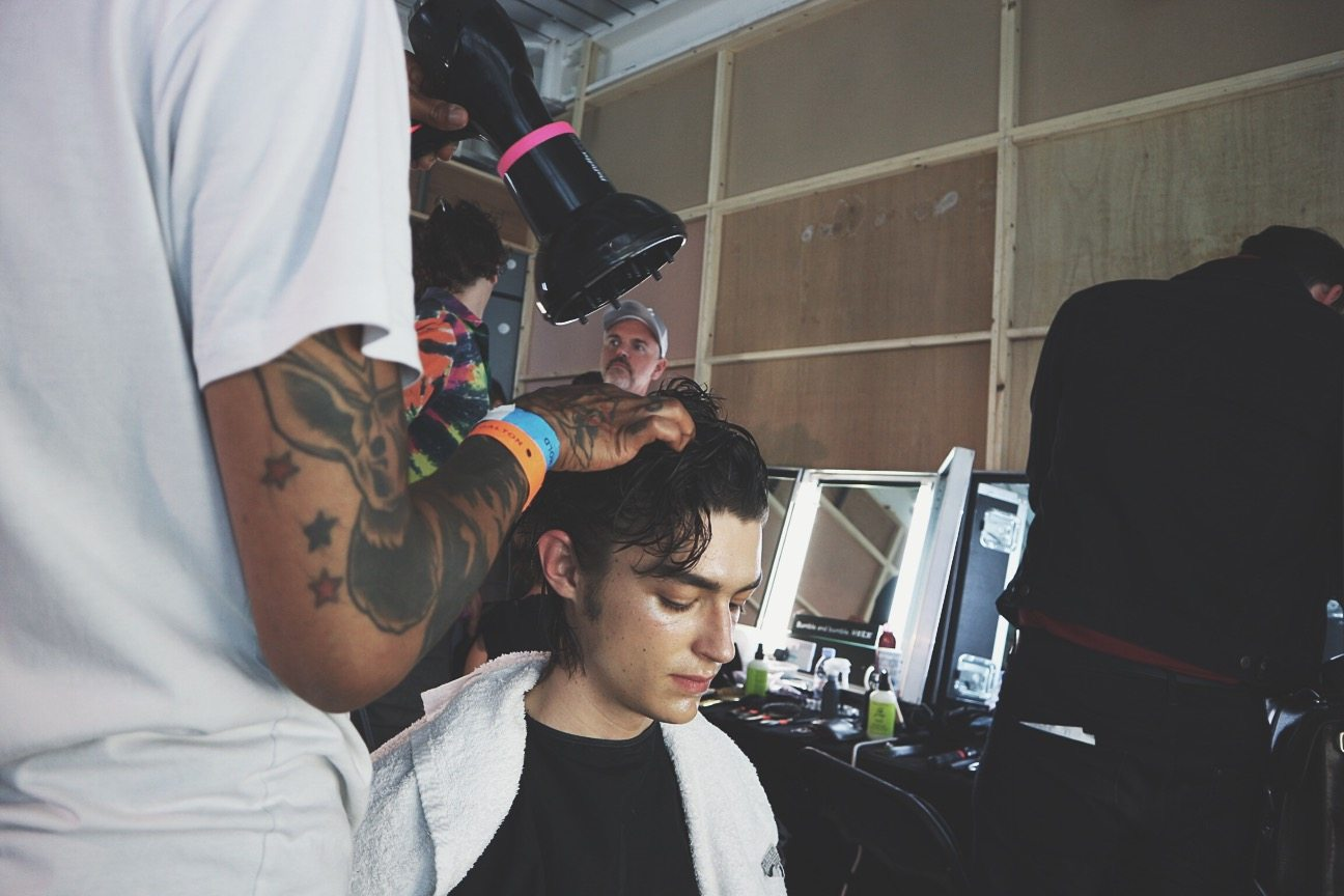 Lou Dalton | Bumble and Bumble | Hair and Grooming | LCM SS17