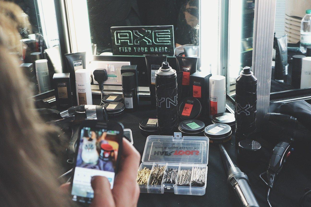Agi & Sam | Lynx | Hair and Grooming | LCM SS17