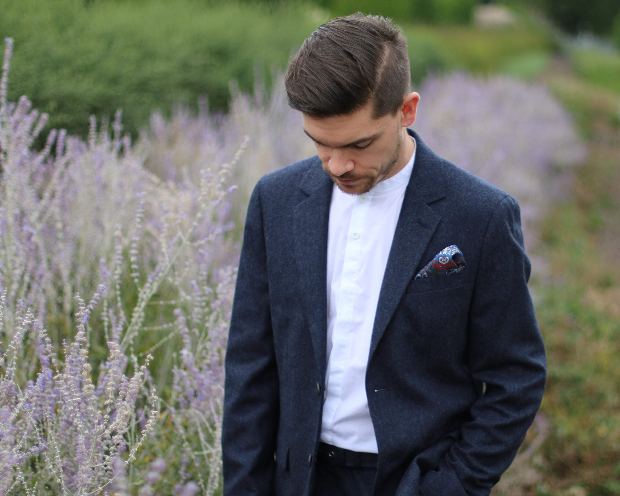 Man For Himself Jack Wills Bloomsbury Suit